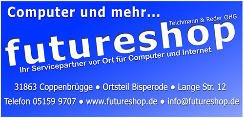 Futureshop, Bisperode
